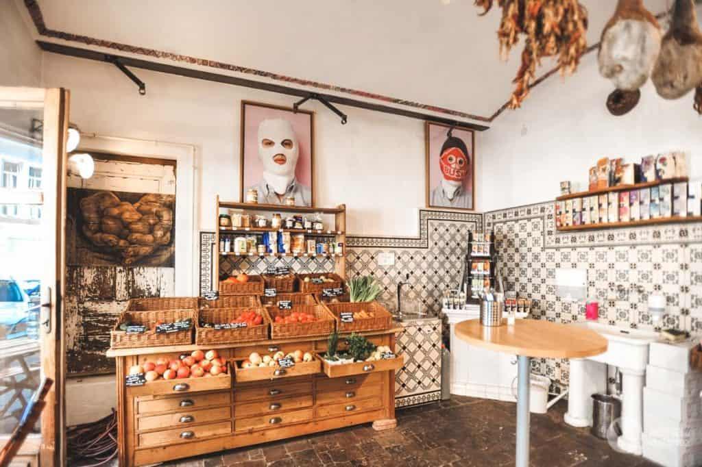 Pigūs Vienos restoranai: Hase und Igel