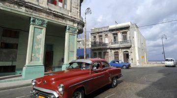 Havana er en dekadent og vakker by samtidig