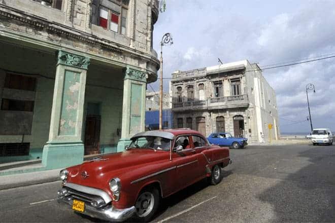 Havana é uma cidade decadente e bela ao mesmo tempo