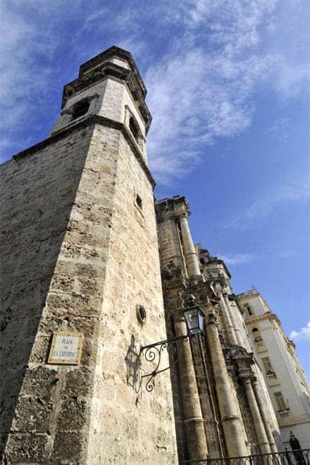 Dómkirkjan í Havana