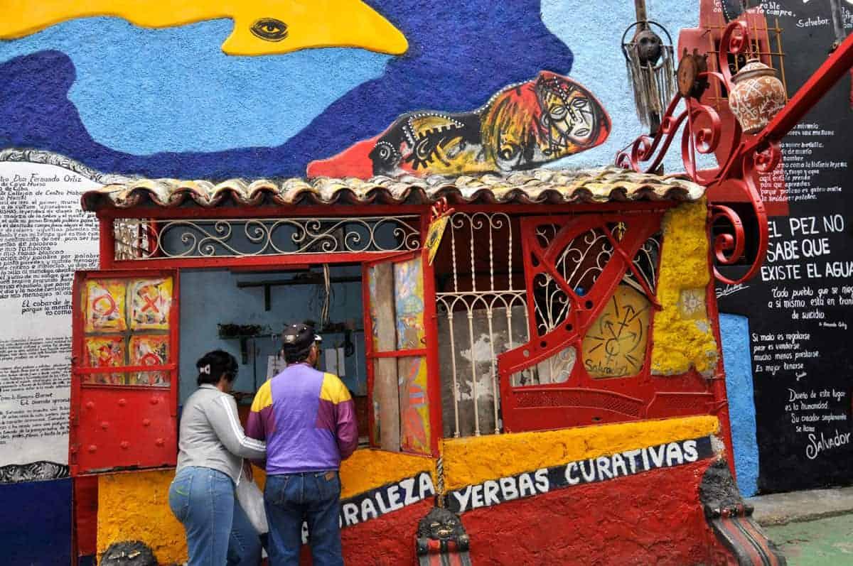 Callejon de Hamel, Cuba