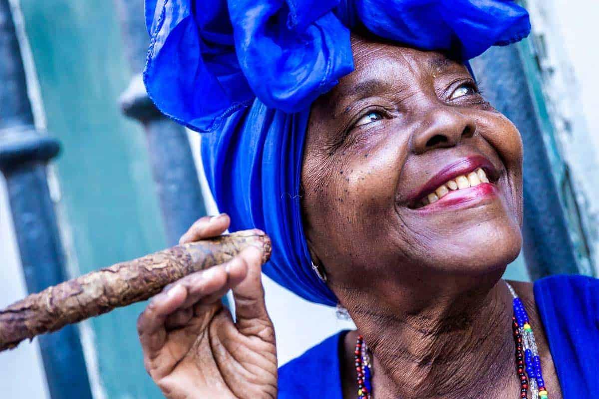 Besøk Havana Cuba