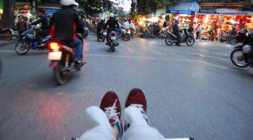 Ho Chi Minh por quem lá vive: Joana Alves