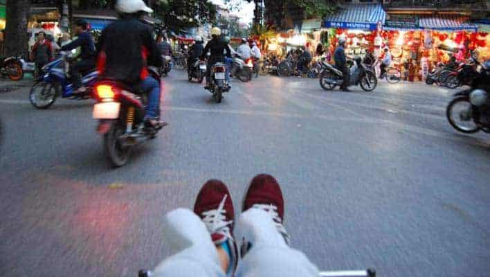 Að búa í Ho Chi Minh (Saigon)