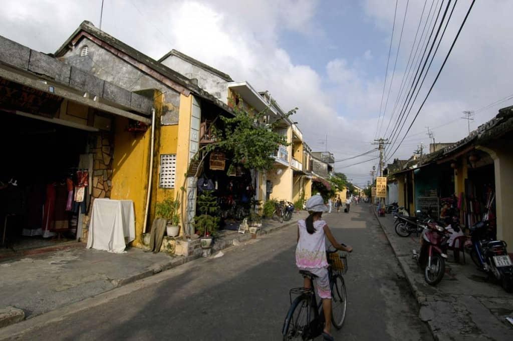 Hoi An Street, Víetnam