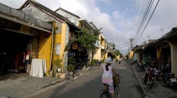 Hoi An gatvė, Vietnamas