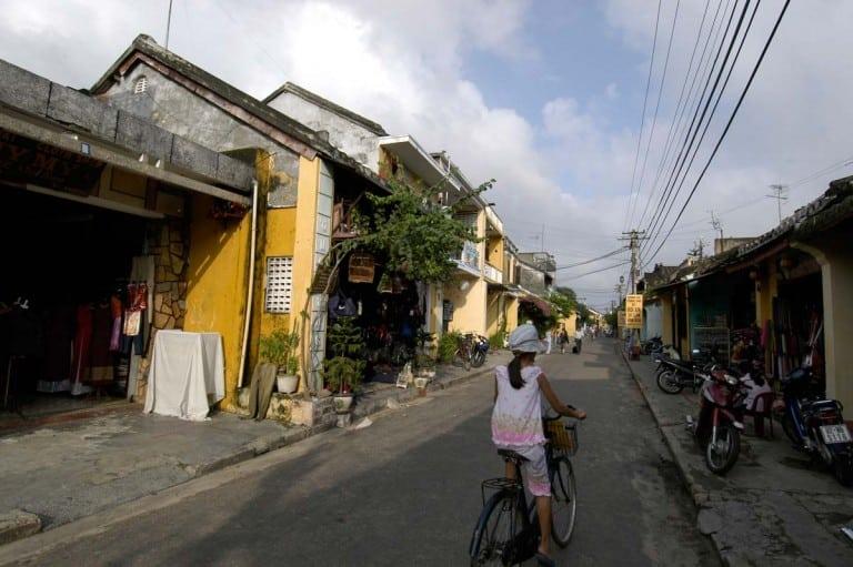 Rua de Hoi An, Vietname