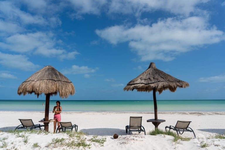 Onde ficar em Holbox: praia