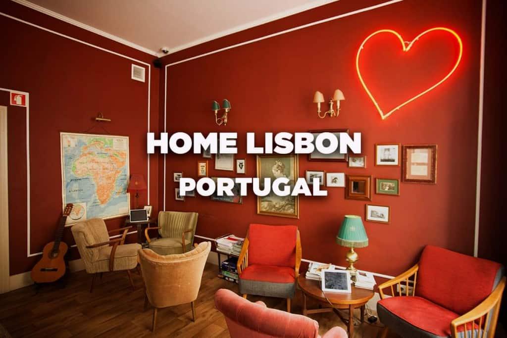 Melhores hostels do mundo: Home Lisbon Hostel