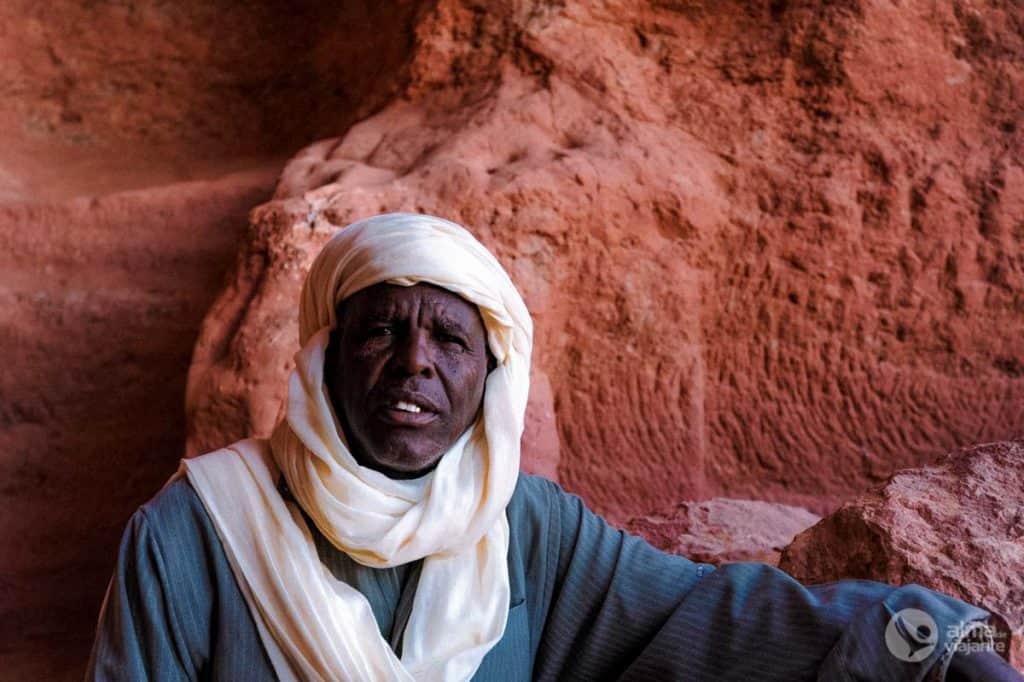 Visitar Timimoun: berberes