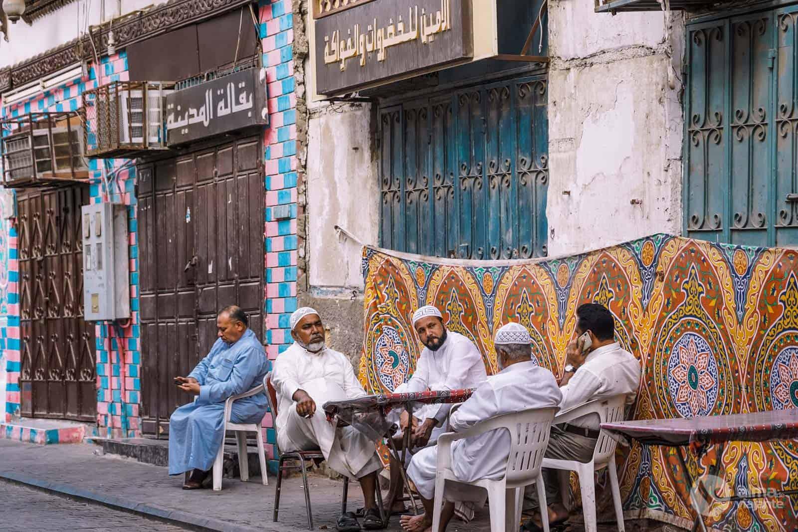 Visitar Jeddah: Al-Balad