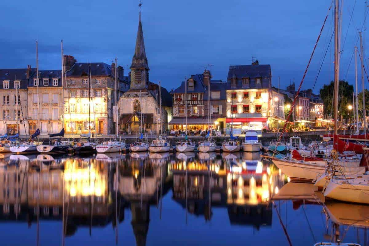 Visitar Normandia: Honfleur