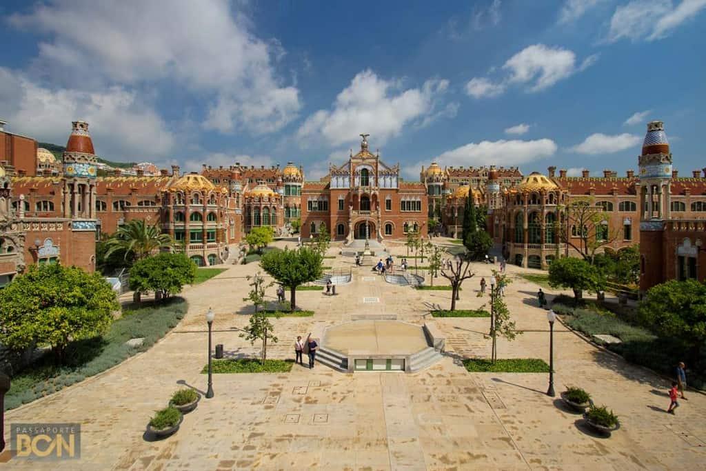 Sant Pau Barselonos ligoninė