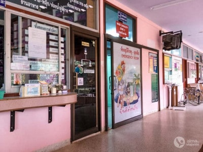 Hospital de Koh Lanta