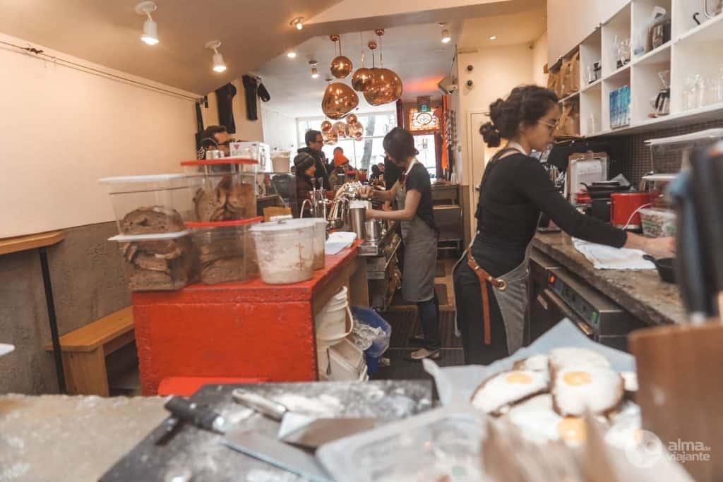 HotBlack Cafe, Toronto