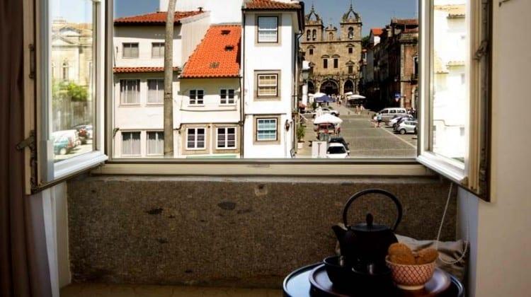 Onde dormir em Braga: hotéis do centro histórico ao Bom Jesus