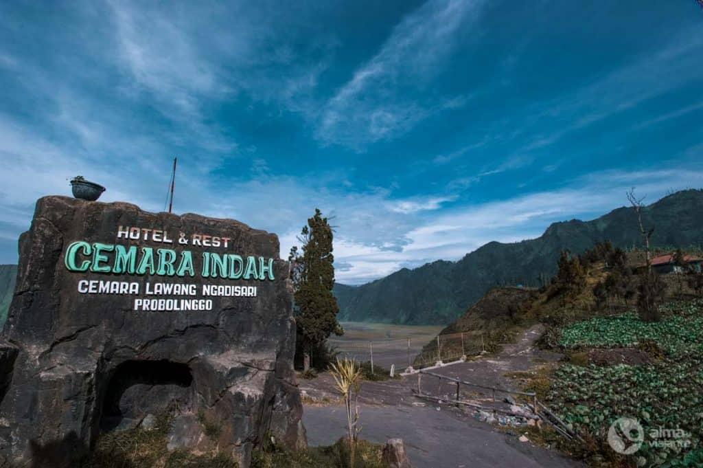 Cemoro Lawang, às portas do vulcão Bromo