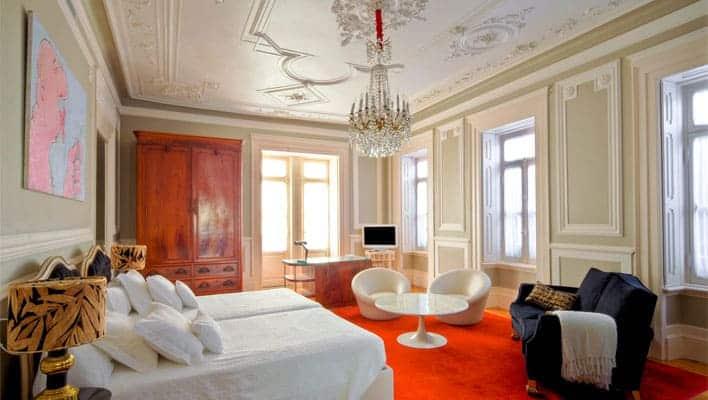 Melhores hotéis de Lisboa - Chafariz del Rei
