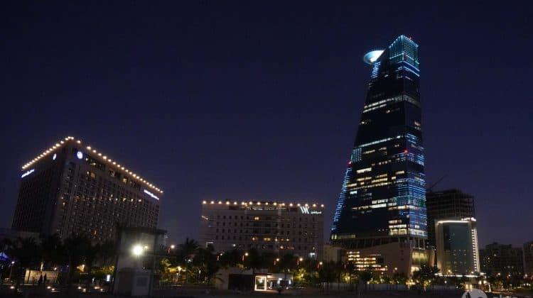 Onde ficar em Jeddah: hotel em Corniche