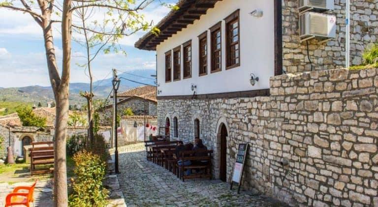 Hotel Kalaja, Berat
