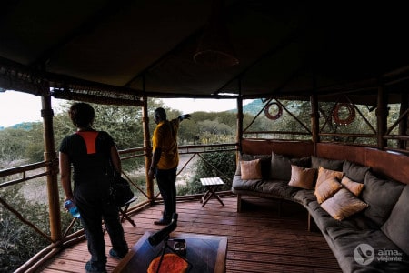 Onde ficar em Arusha: hotel