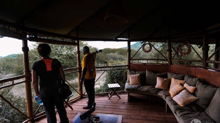 Kje bivati v Arusha: hotel