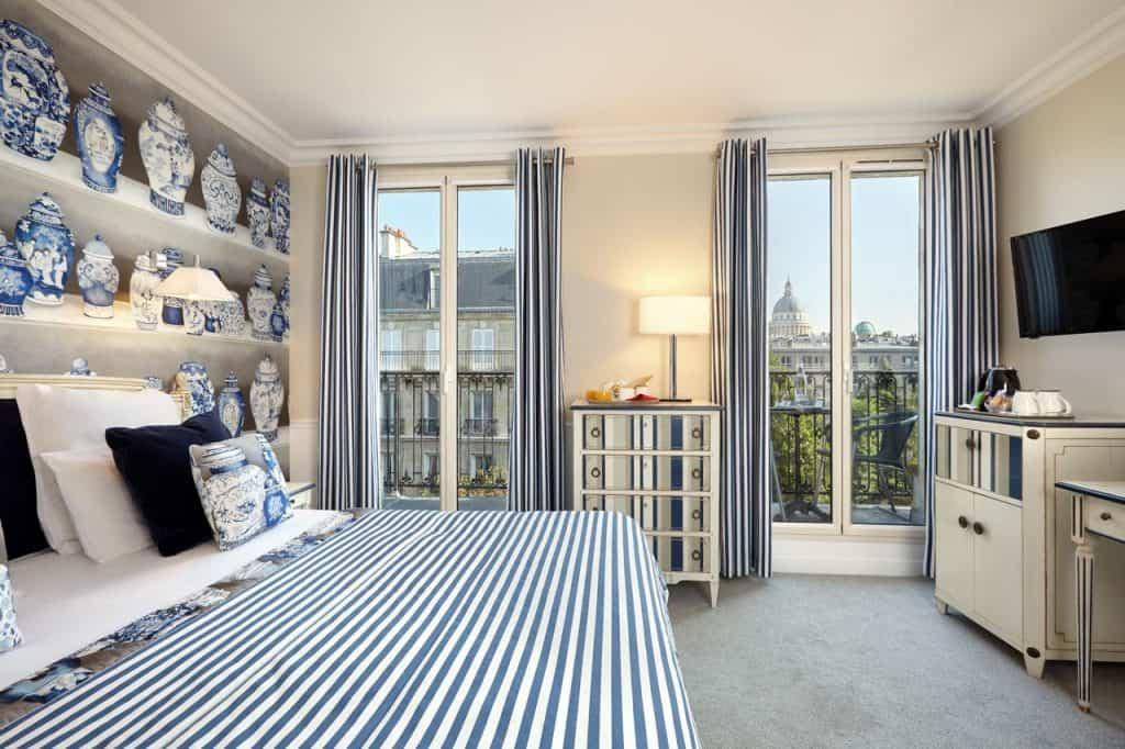 Onde dormir em Paris: Hotel Relais Saint Jacques