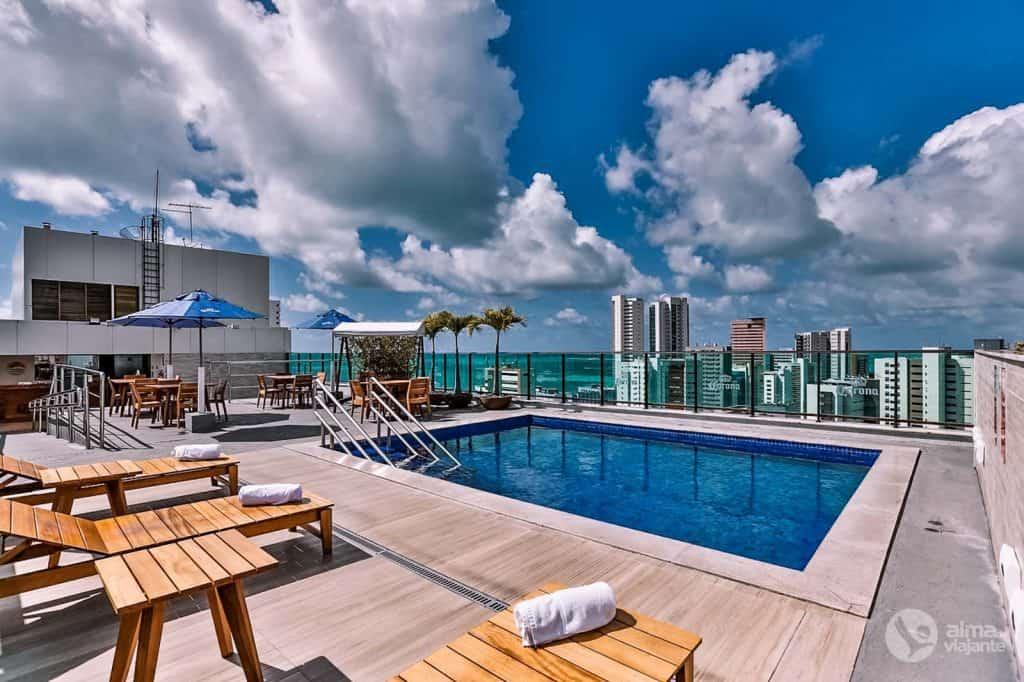 Onde ficar em Recife: Ramada by Wyndham Boa Viagem