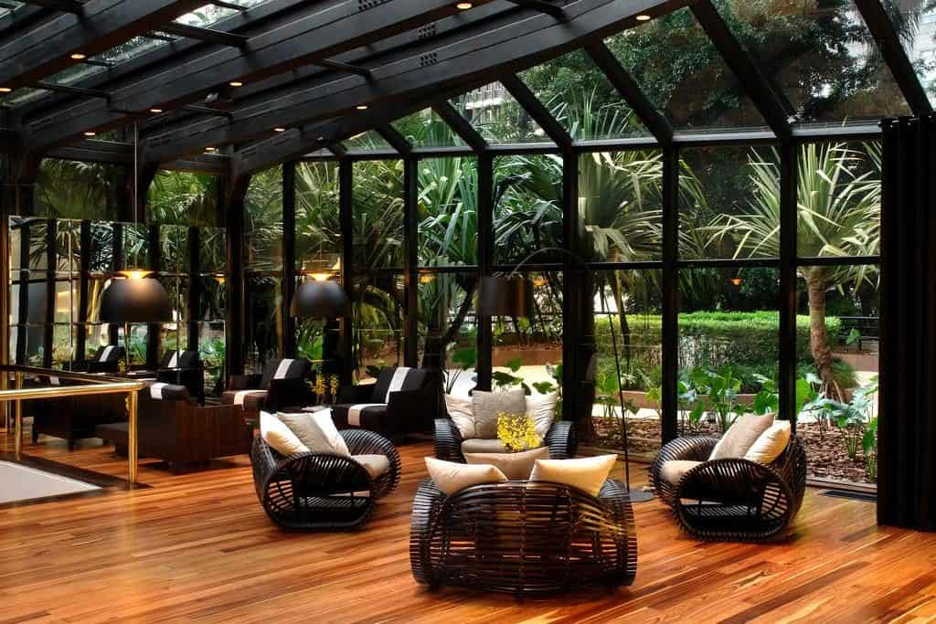 Onde ficar em São Paulo: hotel Tivoli Mofarrej