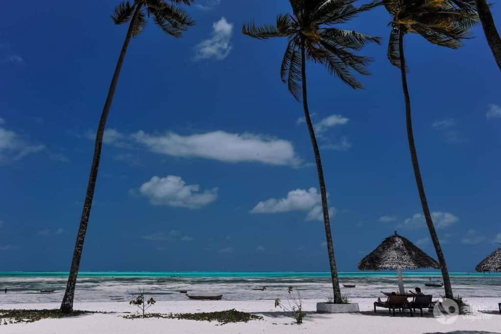 Savera, praia de Jambiani
