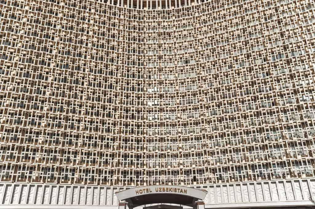 Waar te verblijven in Tasjkent: een hotel in het centrum