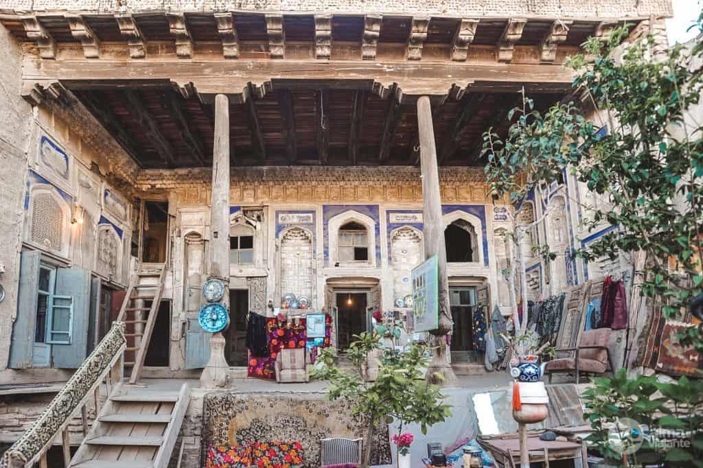 Museu Bukhara