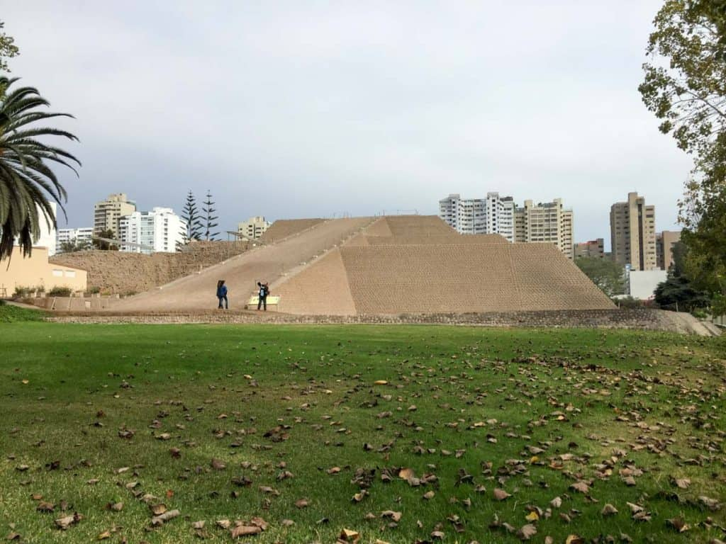 Viver em Lima: visitar Huaca Huallamarca