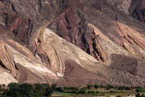 Quebrada de Humahuaca, na região norte da Argentina