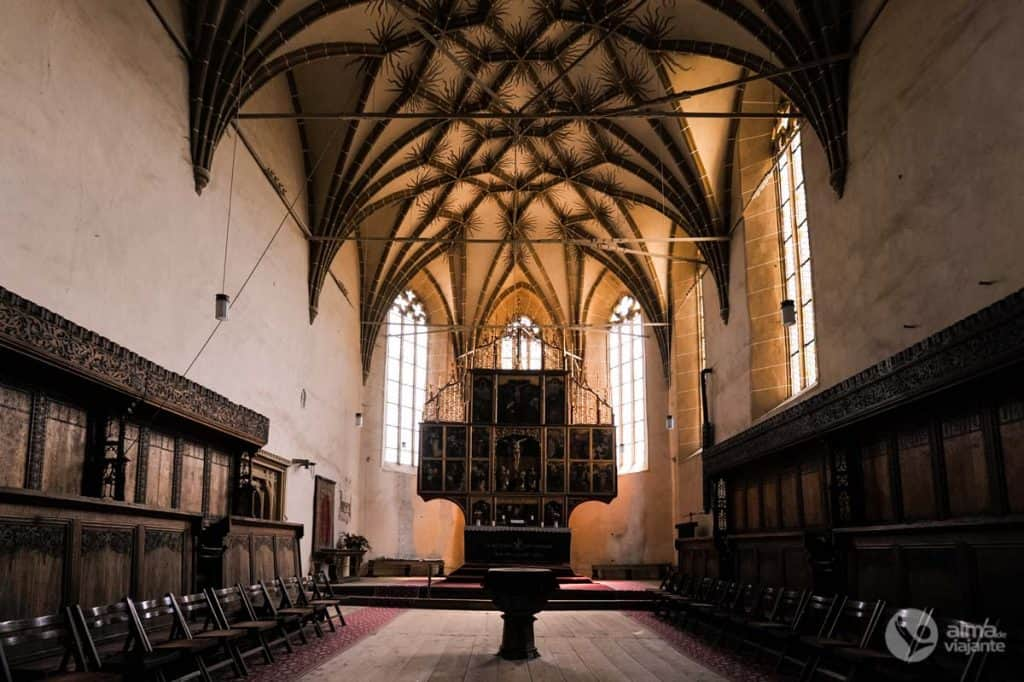 Biertano bažnyčia, Transilvanija