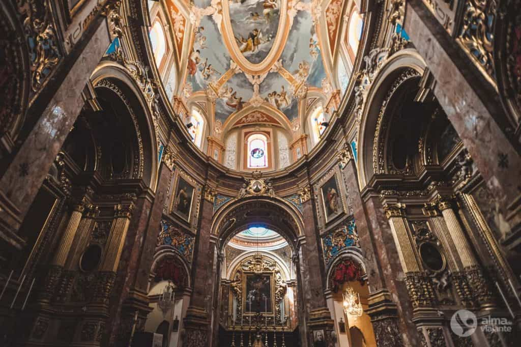 Igreja Carmelita, Mdina
