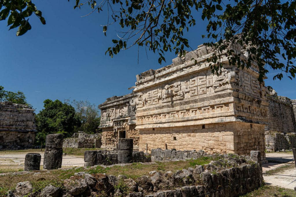 Visitar Chichén-Itzá: a igreja