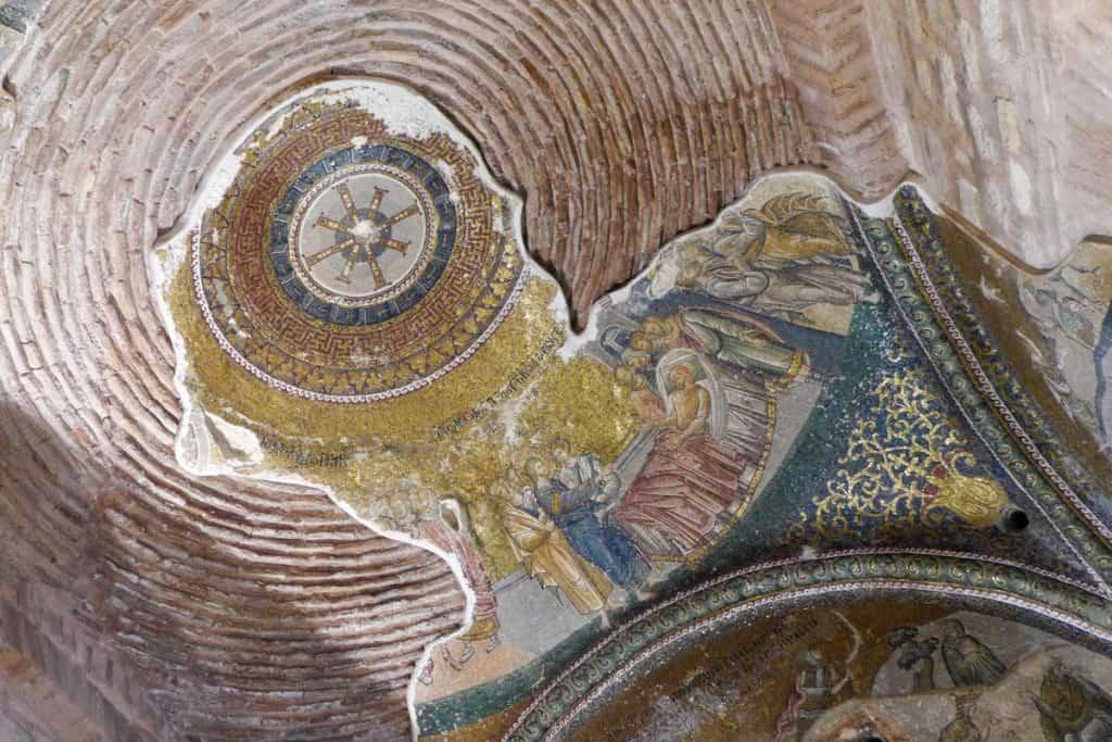 Igreja de São Salvador em Chora, Istambul