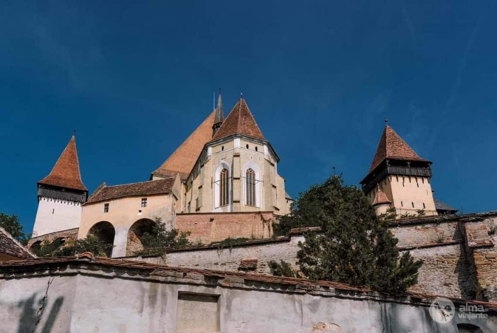 Igreja Fortificada de Biertan