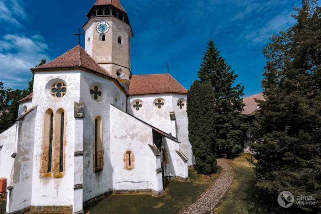 O que visitar perto de Brasov: Prejmer