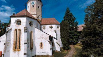 A incrível igreja fortificada de Prejmer