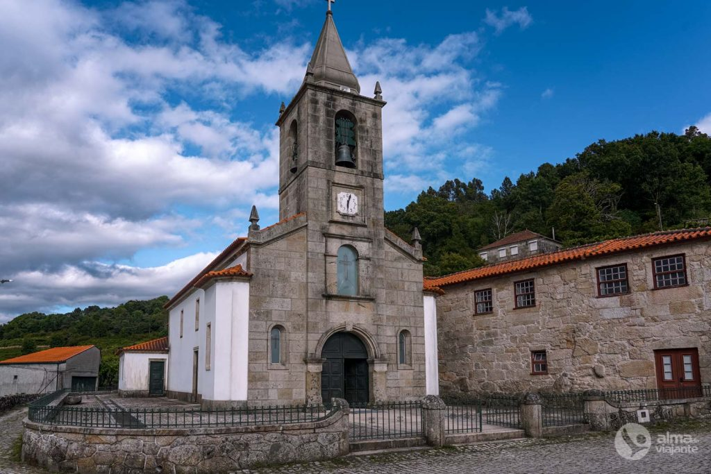 Igreja Matriz de Lindoso