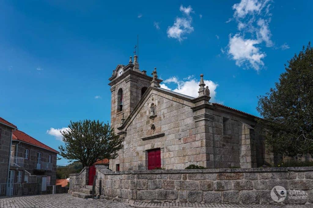 O que visitar em Castro Laboreiro: Igreja Matriz