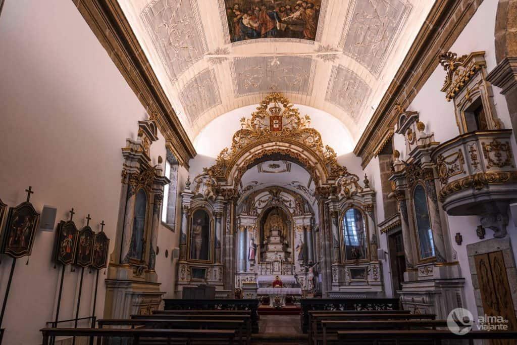 O que fazer em Arcos de Valdevez: visitar Igreja da Misericórdia