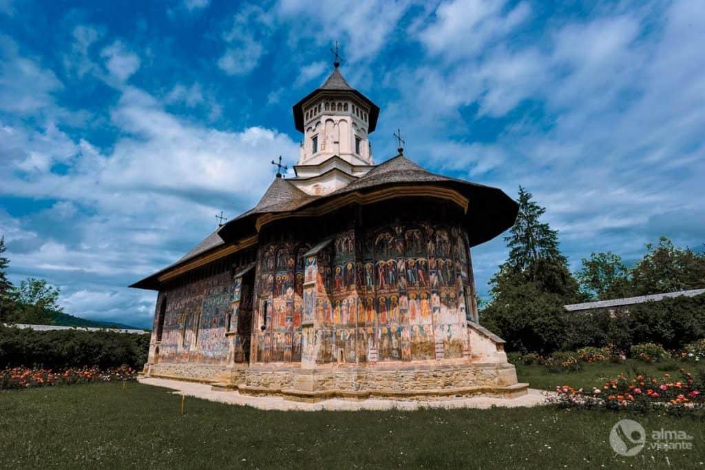Roteiro na Roménia: Mosteiro Moldovita, Suceava