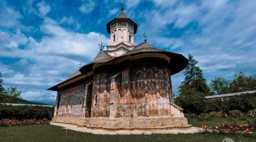 Monasterio Moldovita, Buceava