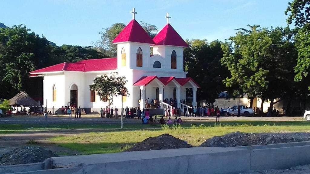 Igreja em Pante Makassar