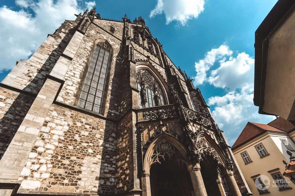 Catedral de São Pedro e São Paulo, Brno