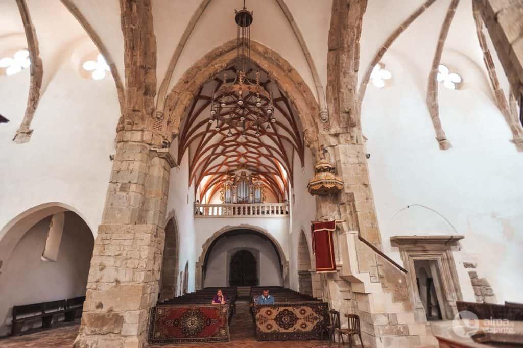 église de Prejmer