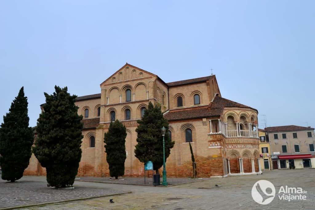 Santa Marijos ir Donato bazilika Murano mieste